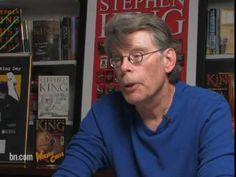 Stephen King - Meet the Writers. Week 4.