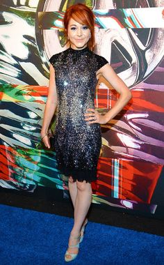 Lindsey Stirling - VMAs 2015 Red Carpet
