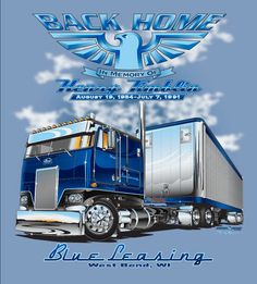 Back Home ... Blue Leasing