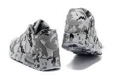 http://www.womenairmax.com/air-max-90-womens-new-shoes-grey.html Only$89.00 AIR MAX 90 WOMENS NEW #SHOES GREY #Free #Shipping!