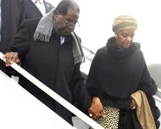 #Zimbabwe dictator #Mugabe will rule from the grave: wife I died and was resurrected jokes Mugabe 3 hours ago Mr Mugabe 92 said he had been in Dubai on a family matter Zimbabwean President Robert Mugabe has poured scorn over the latest rumours of his health joking that he had died and was resurrected. Mr Mugabe 92 was arriving back in the country at the main airport in Harare and appeared jovial as he disembarked. Flight data had suggested his plane was heading to East Asia but that it…