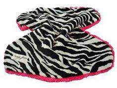 Anything Zebra Print =)