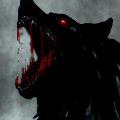 Wrath is an ugly beast. Chise Hatori, The Ancient Magus Bride, Dragon Age, Werewolf, Dark Art, Underworld, Creepy, Beast, Creatures