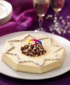 Torta gelato al caramello | Cucinare Meglio