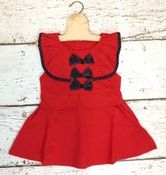 Ciao Zari Clothing - beautiful little girl's clothing for affordable prices - Nina Dress