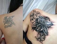 Você fez uma tatuagem que se arrependeu, ficou feia, ou tinha um significado que não existe mais?  Você ainda tem chance de se salvar.  Veja...
