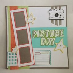 Courtney Lane Designs: 2013 Year in Review - Scrapbook layouts