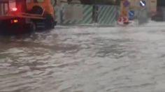 #Video - #Russland #Moskau - Stürmischer Wind und sehr starker Regen #footage 22.07.2016