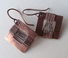 Copper squares by anikosandor, via Flickr