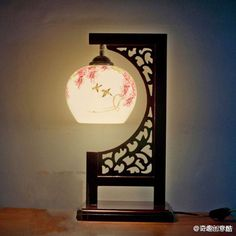 Lamp of Chinese style