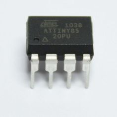 Picture of Programming the ATtiny