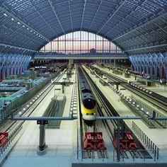 St. Pancras Station, London