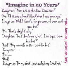 hahahahahahahaha awk. I just did this to my grandma on Christmas I was like why would my kids call their dad hot?