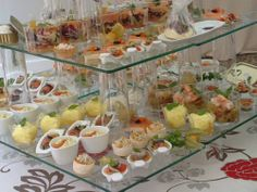 tapas menu ideas | Islas buffet