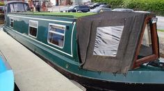 A 1989 Deblin Boat Builders 4 berth cruiser stern narrowboat. Canal Boat, Narrowboat, Boats For Sale, Mists