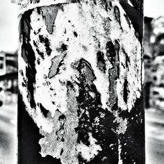 iseefaces in berlin @ landsberger allee - photo by ironwhy #pareidolia #rippedpaper #traces #rippedposters #rippedposter #accidentalart #skull #orcface #monsterface #nightmare #lamppost #iseefaces #iseefacestoo #faceseverywhere #icfaces #pareidolie #accidentalface #facesinthings #friedrichshain #berlin #landsbergerallee #tramstop #illusion