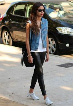 Cute Outfits with Converse (11)