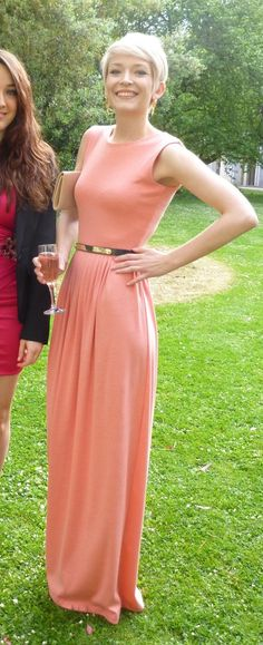 Gorgeous Coral Dress