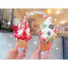 可愛すぎて食べられない?!そんなアイスクリームのある韓国・ソウルで大人気のカフェ、ビストッピングの情報をまとめました。