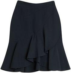 Alexander McQueen Flared Skirt