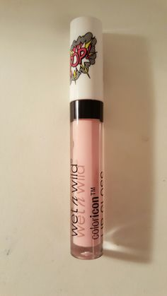 """WetnWild  Coloricon Lip Gloss Limited Edition in """"Jackie A la Mode"""", new."""