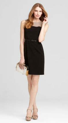 Fall's best-selling dress is back. We've reinvented the Emory in a luxe crepe with gorgeously on-trend color blocking. Belt included. Exposed back zip.     http://www.elietahari.com/womens-designer-clothing/designer-dresses/emory-dress/739412976251,default,pd.html?start=1=wear_to_work_women=wear_to_work_women