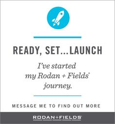 I'm starting my R+F journey - who's with me?!