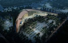 national theater of equatorial guinea by IAD