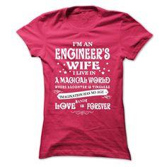 Magical-Engineer wife T Shirt, Hoodie, Sweatshirt