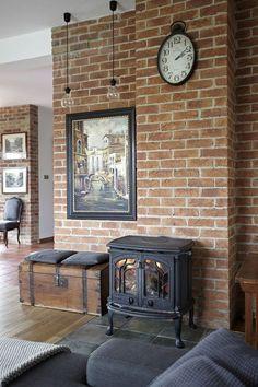 33 Comfortable Interior To Inspire Yourself - Home Decor Ideas European Home Decor, Minimalist Decor, Brick Interior, Easy Home Decor, Home Decor Trends, Interior Decorating Styles, Trending Decor, Interior Desig, Contemporary Home Decor