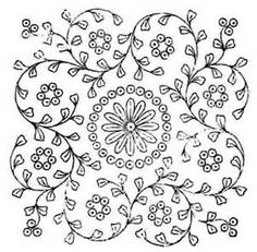 embroidery patterns from india - Yahoo Image Search Results