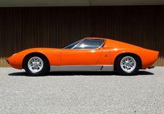 1968 Lamborghini Miura - P400 - Concour restoration   Classic Driver Market