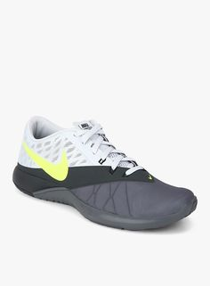 Buy Nike Fs Lite Trainer 4 Grey Training Shoes for Men Online India, Best  Prices