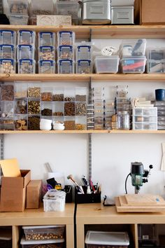 Thanks, I Made It : DIY Storage and Studios VII