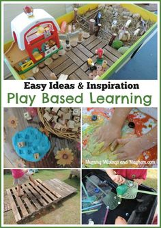 Week of Play Based Learning - Ideas, Activities & Inspiration Ideas and Inspiration for play based learning for under - Mummy Musings and MayhemIdeas and Inspiration for play based learning for under - Mummy Musings and Mayhem Learning Tips, Inquiry Based Learning, Project Based Learning, Early Learning, Preschool Activities, Kids Learning, Summer Activities, Family Activities, Learning Quotes