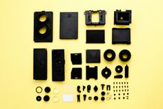 The DIY Twin Lens Camera Kit - First you build the camera, then you shoot with it! -- Fine, I'll buy it. I've always wanted a Rolleiflex. Guess now I can build my very own!