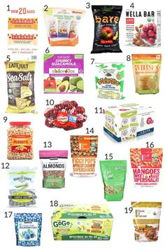 19 Healthy Prepared Snacks from Costco - includes prices for in store and online. - 19 Healthy Prepared Snacks from Costco – includes prices for in store and online shopping Healthy Snacks To Buy, Healthy Toddler Snacks, Healthy Meal Prep, Easy Healthy Dinners, Easy Snacks, Healthy Dinner Recipes, Healthy Eating, Healthy Groceries, Healthy Nutrition