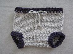 Couvre-couche Lanolized laine maturateur avec brassard jambe nervuré pour couches lavables