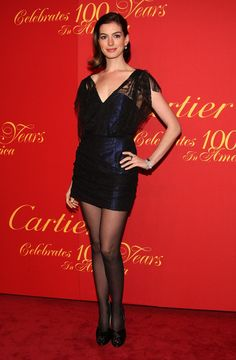 Anne Hathaway Photos Photos - Actress Anne Hathaway attends the Cartier 100th Anniversary in America Celebration at Cartier Fifth Avenue Mansion on April 30, 2009 in New York City.  (Photo by Bryan Bedder/Getty Images) * Local Caption * Anne Hathaway - Cartier 100th Anniversary in America Celebration - Red Carpet