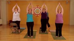 MegaYoga is a yoga program for plus-sized practitioners. This is a promotional video for the DVD. MegaYoga is a yoga program for plus-sized practitioners. This is a promotional video for the DVD. Yoga Videos, Workout Videos, Workouts, Plus Size Yoga, Plus Size Workout, Yoga Sequences, Yoga Poses, Zumba, Fat Yoga