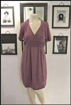 Noa Noa Luca Tea Dress 1-2157-1 in Purple £89