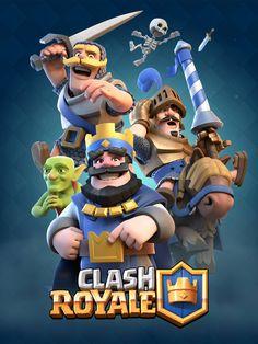 Clash Royale, le nouveau jeu des créateurs de Clash of Clans, est disponible sur…