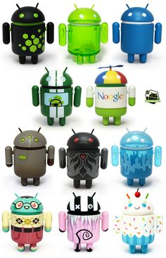 Android Series 2 (http://www.blindboxes.com/android-series-2-sealed-box/)