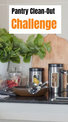Easy Pantry Clean-Out Challenge. Motivation for pantry challenge cooking is two-fold: to save money and get organized! Here's how to get strarted