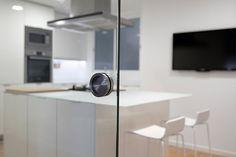 paredes de cristal cocina - Buscar con Google