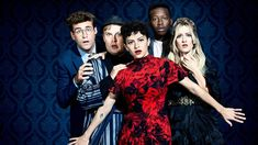 Shows about the misadventures of twentysomethings are a television staple, but the TBS breakout Search Party -- with its sly combination of suspenseful thrills and tons of character-driven laughs