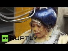Fraja tv: Meet the totally 'useful' robotic hair washing invention from China