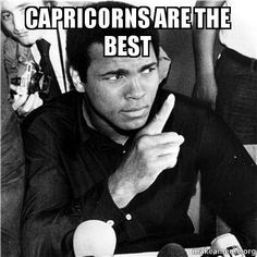 Be proud to show your personality. Here are the best Capricorn memes for you to share with your fellow Capricorns. Capricorn Season, Capricorn Girl, Horoscope Capricorn, Capricorn Quotes, Capricorn Facts, Zodiac Quotes, Zodiac Signs, Horoscopes, Aquarius Astrology