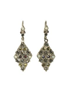 Longing For Sparkle Earring in Concrete Jungle by Sorrelli