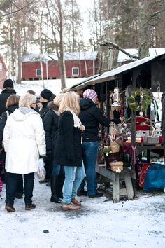 Metsänkylän Joulumarkkinat 2013